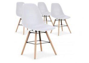 Chaise scandinave nicolas