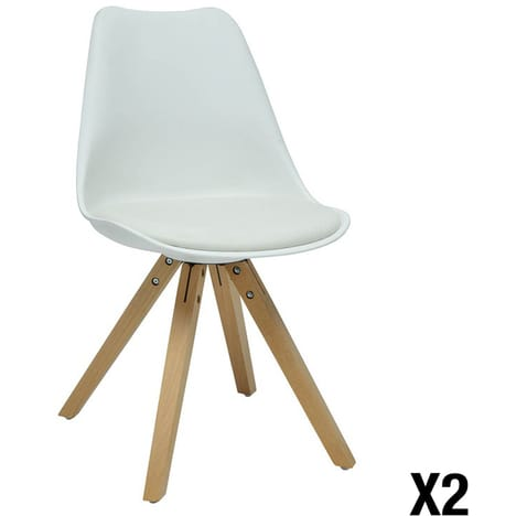 Chaise scandinave discount