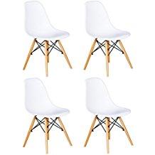 Chaise scandinave sans coussin