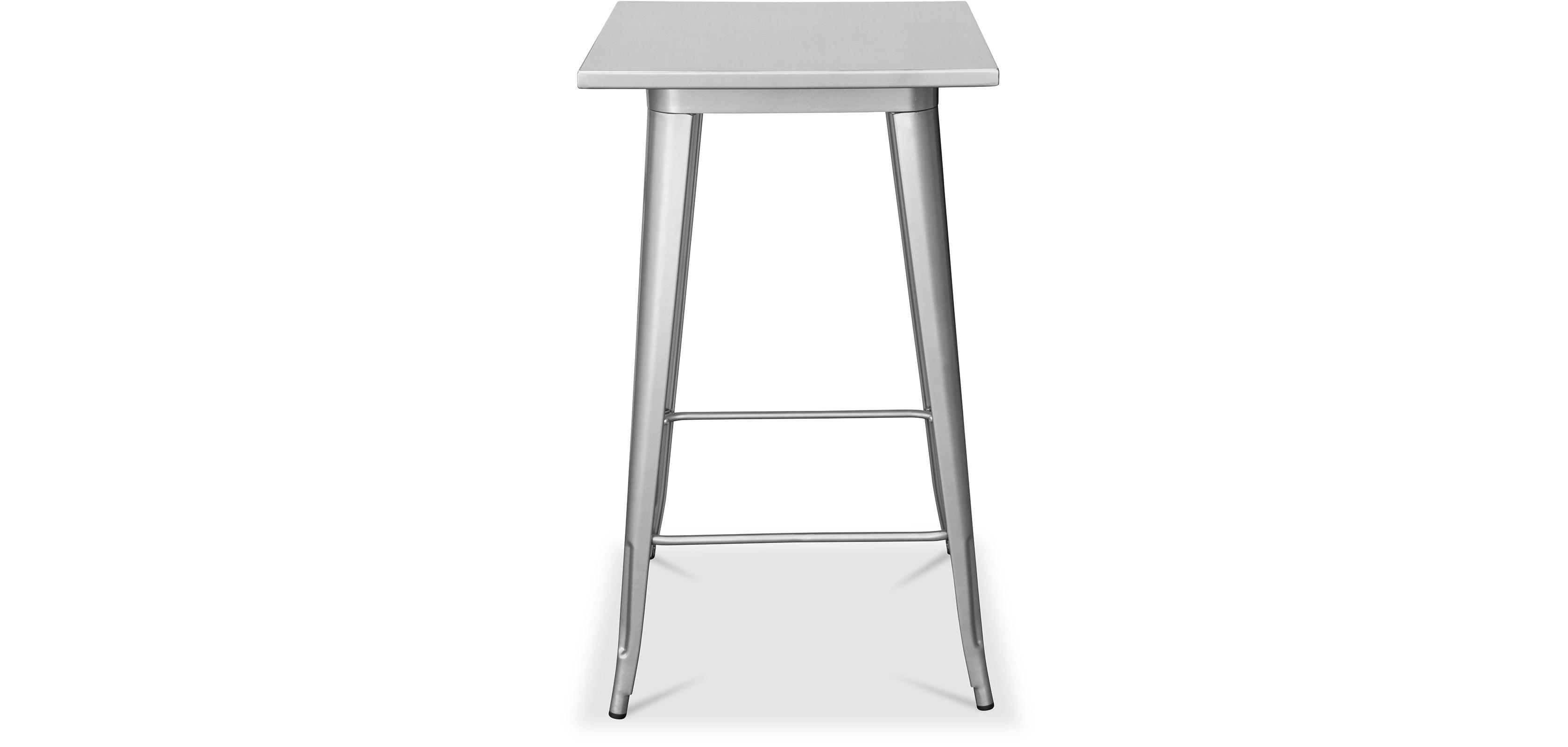 Table pour tabouret de bar