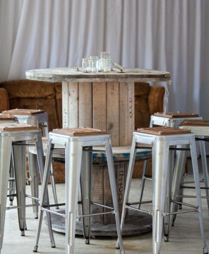 Tabouret de bar pour table