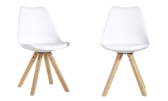 Chaise scandinave wallie