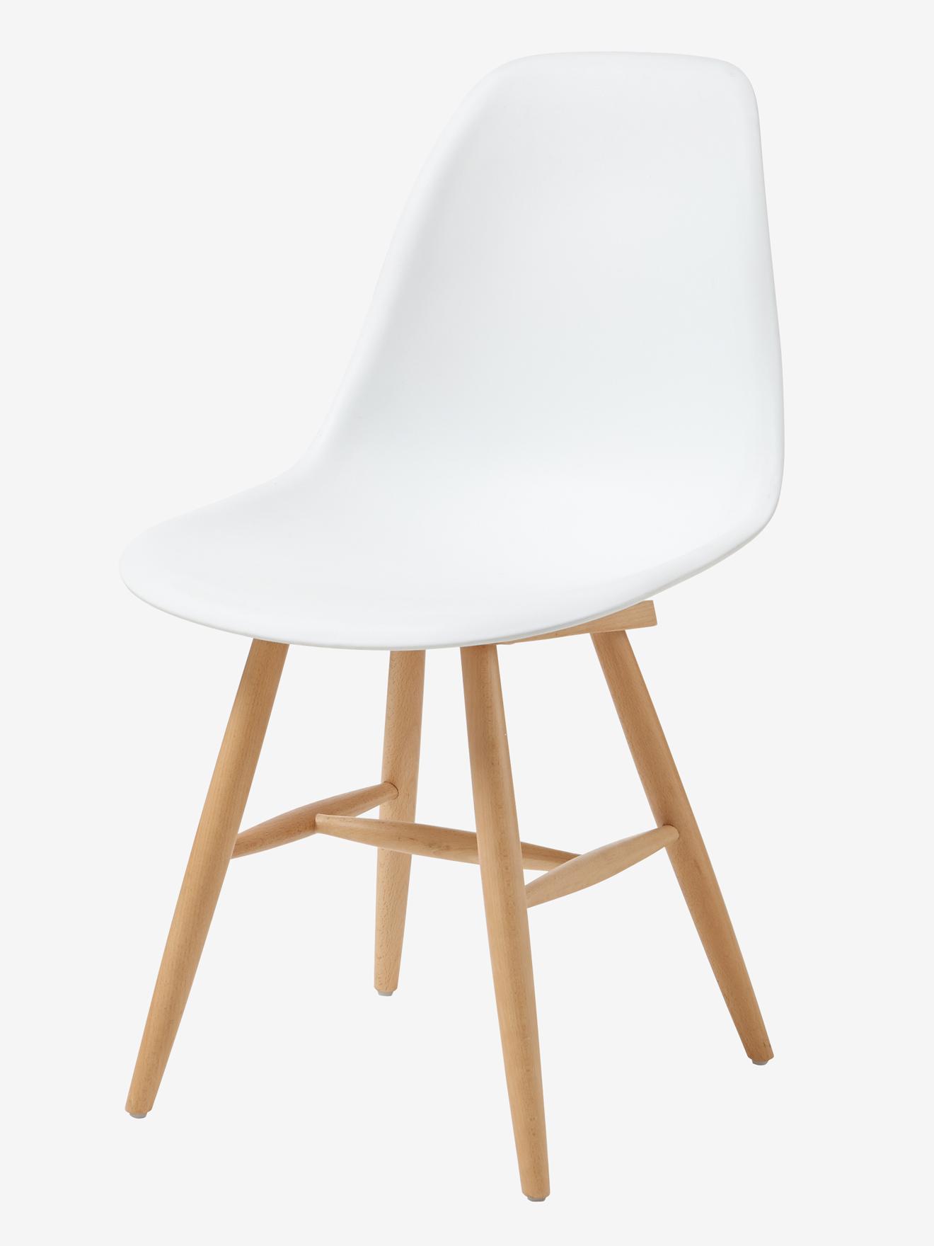 Vertbaudet chaise scandinave