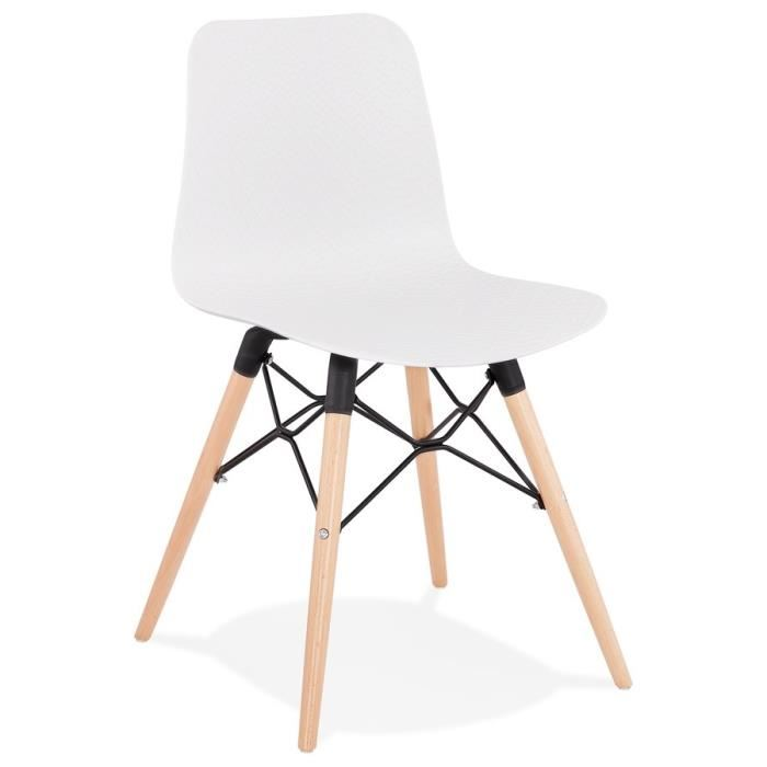 Assise de chaise scandinave