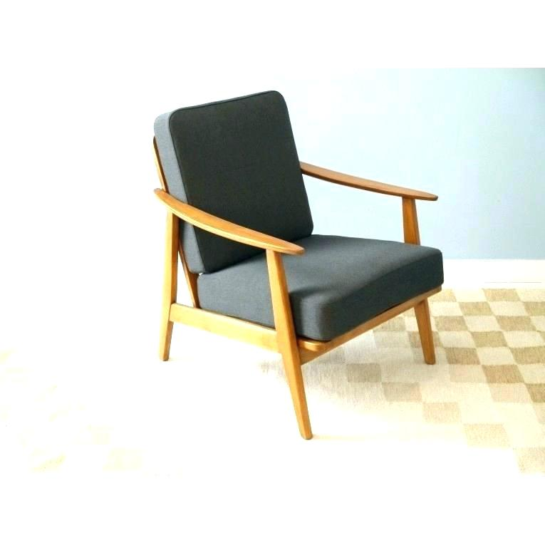 Chaise vintage cocktail scandinave
