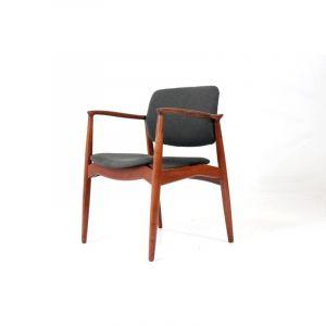 Chaise fauteuil bois scandinave
