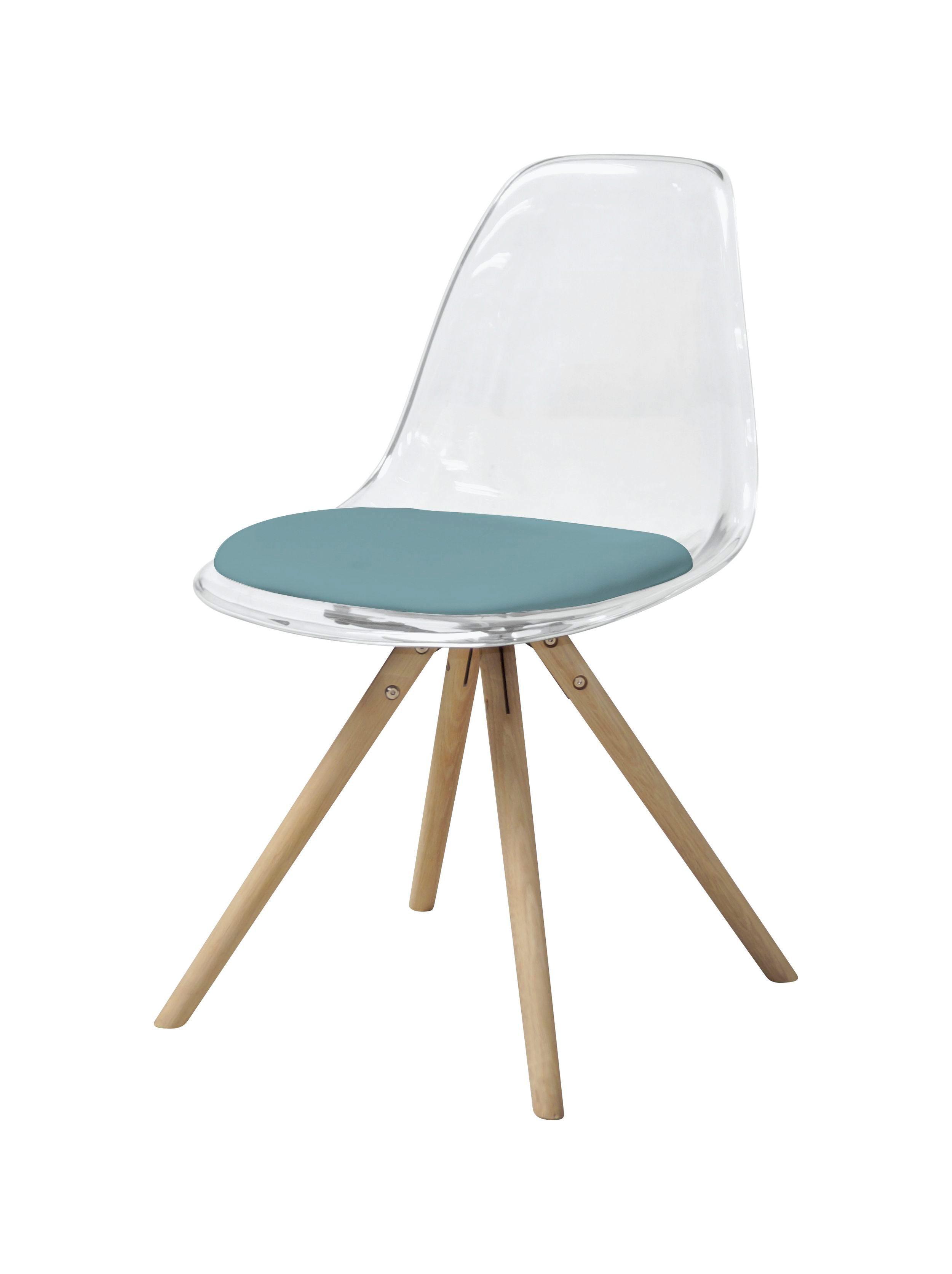 Chaise scandinave lynette