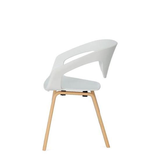 Chaise scandinave danwood
