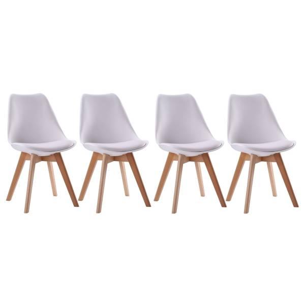 Coussin de chaise style scandinave