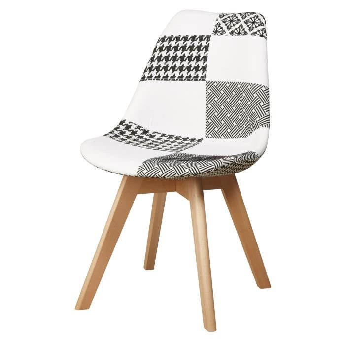C discount chaise scandinave