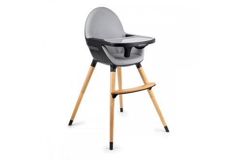 Chaise haute evolutive scandinave
