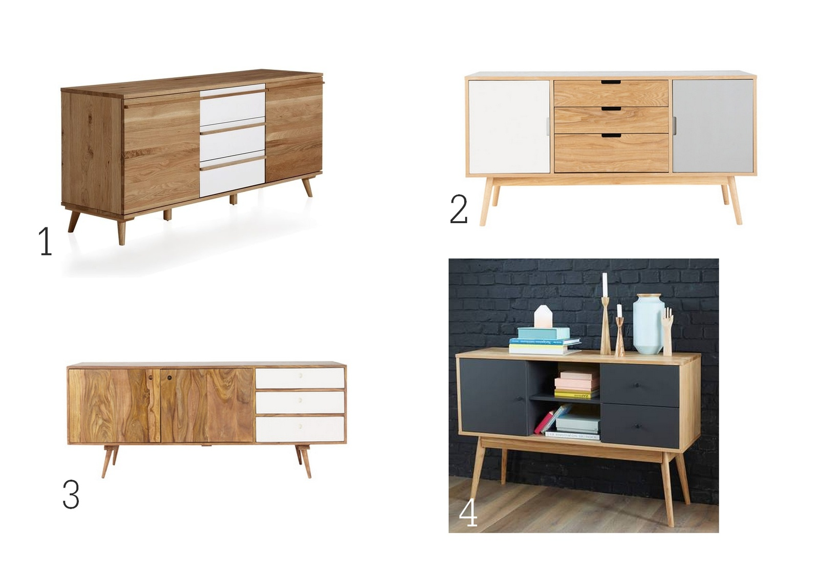 Relooker meuble style scandinave