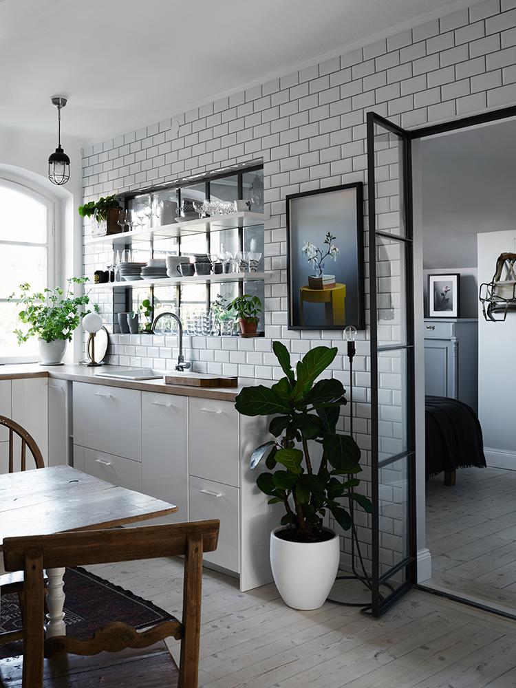 Deco mur style scandinave