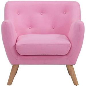 Chaise scandinave rose pas cher