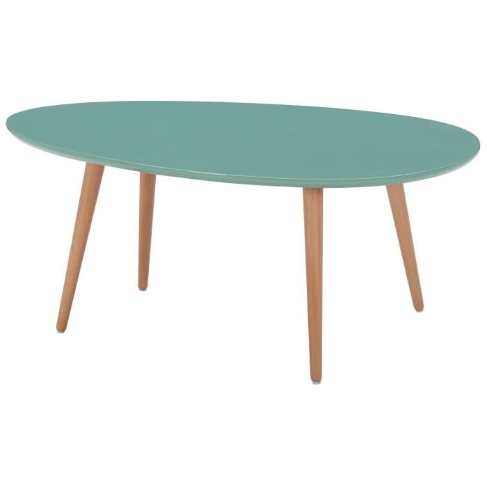 Table de salon style scandinave