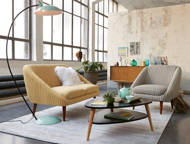Chaise scandinave redoute