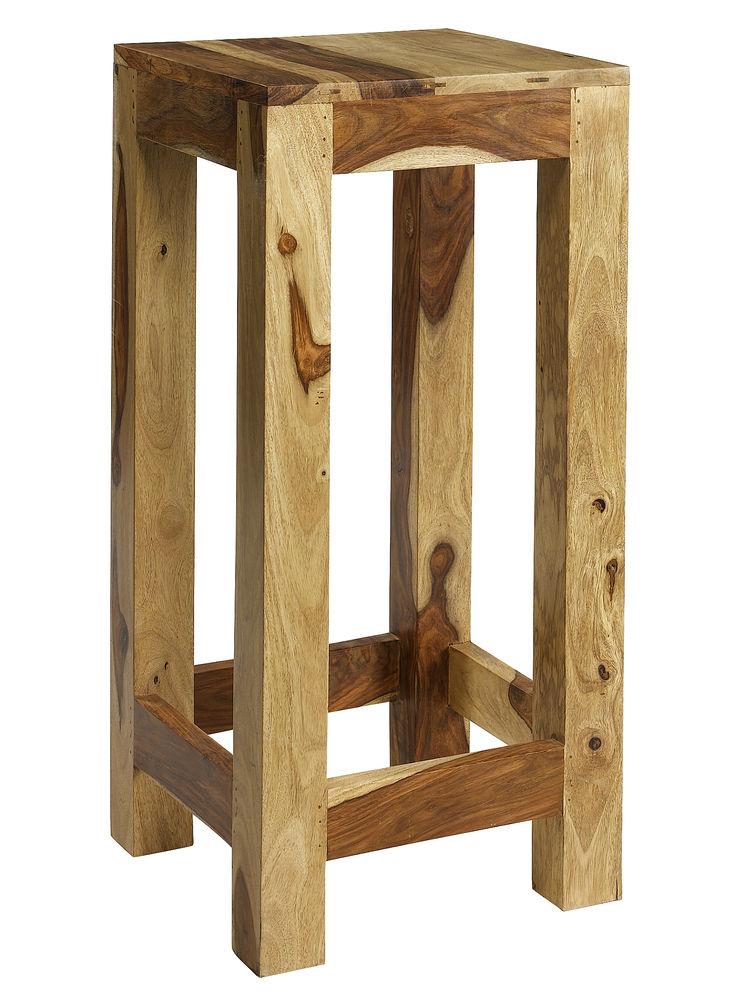 Banc de bar en bois