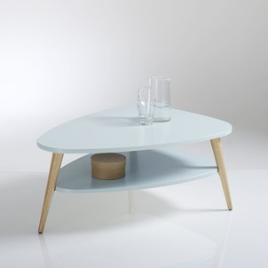 Table basse scandinave triangle