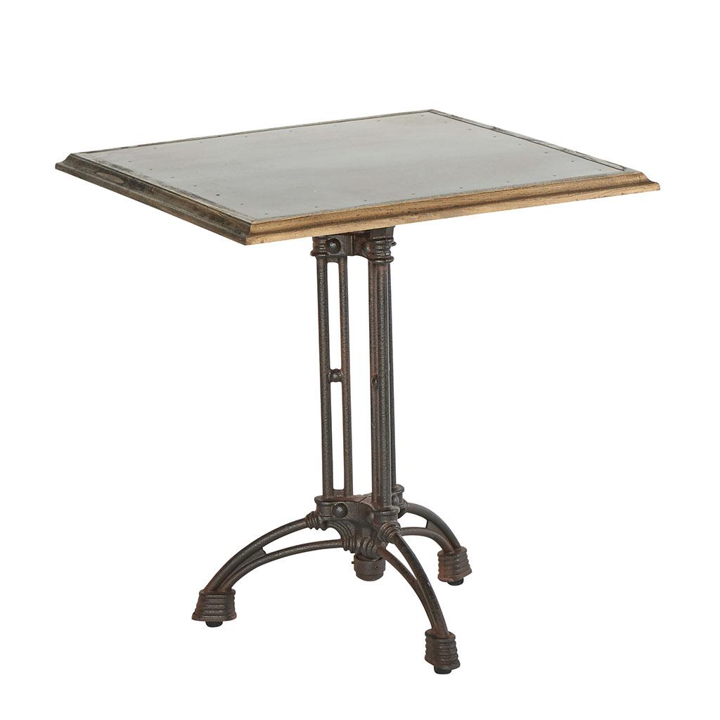 Cocktail scandinave table bistrot