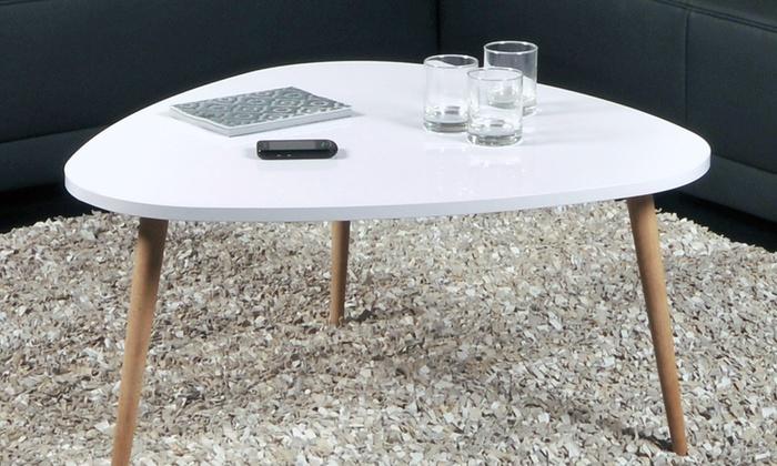 Table basse gigogne scandinave groupon