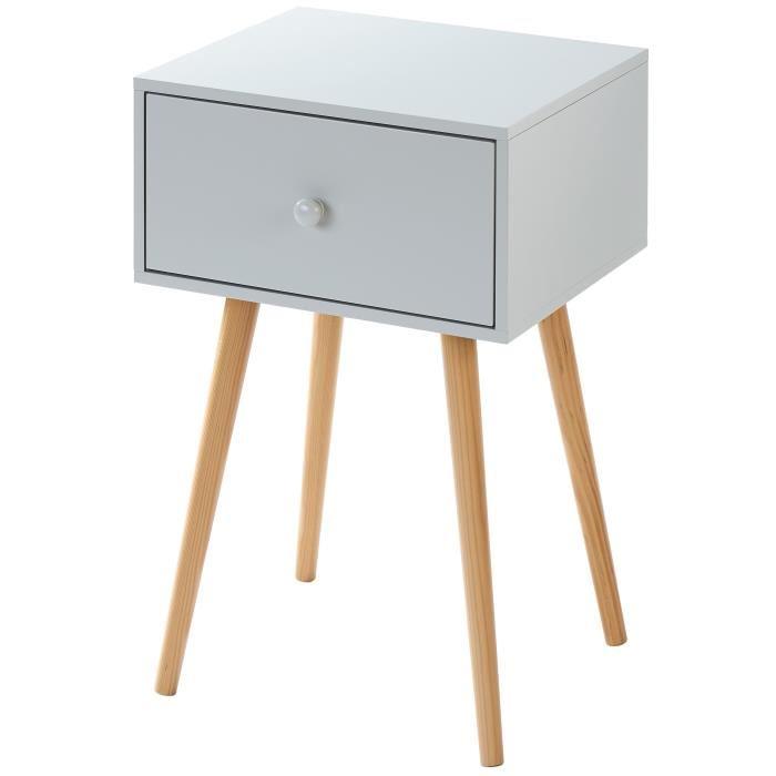 Table basse scandinave en palette