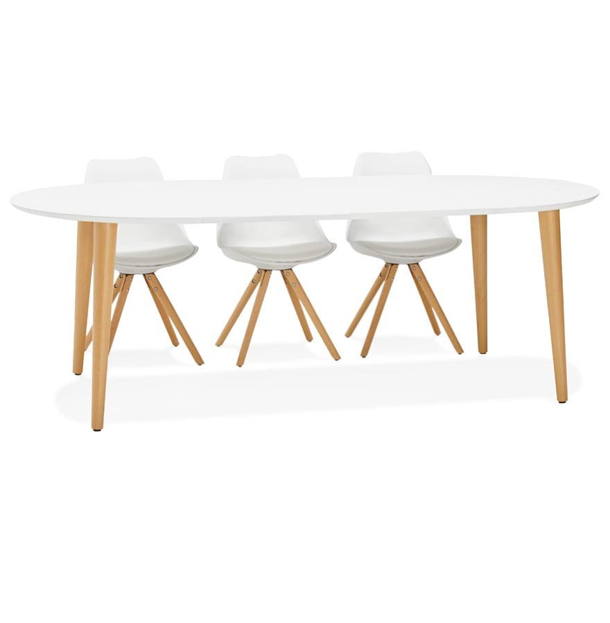 Table corbeille scandinave
