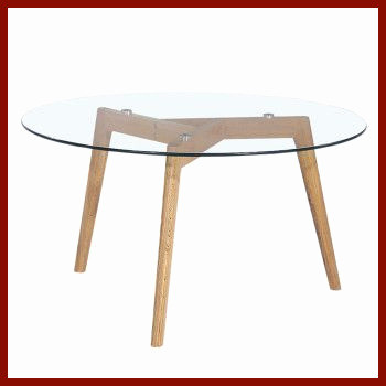 Table corbeille scandinave