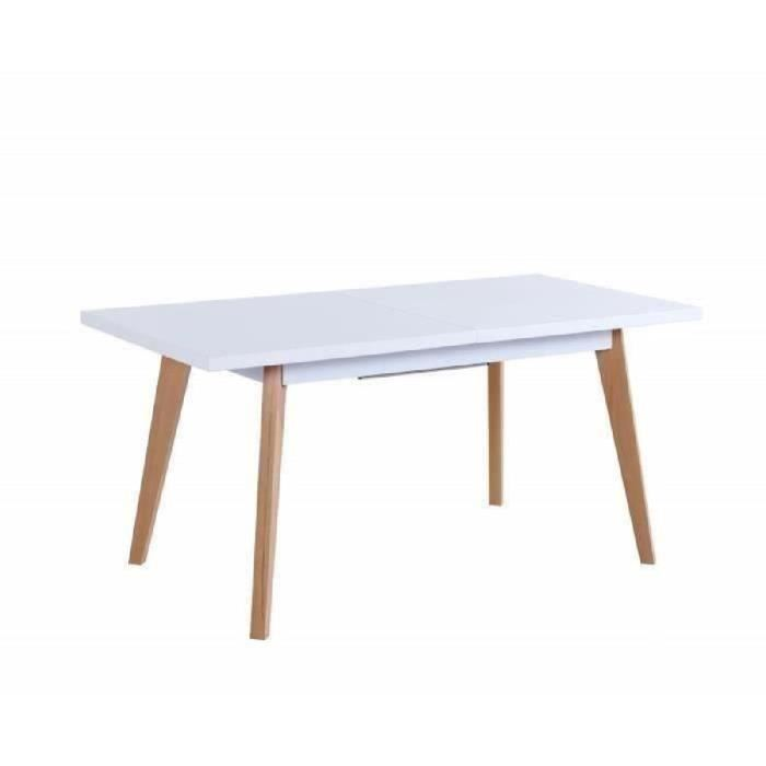 Table extensible scandinave 300