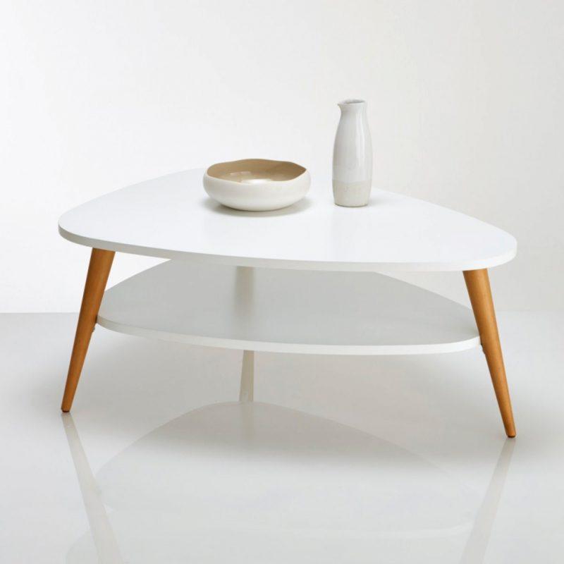 Petite table basse style scandinave
