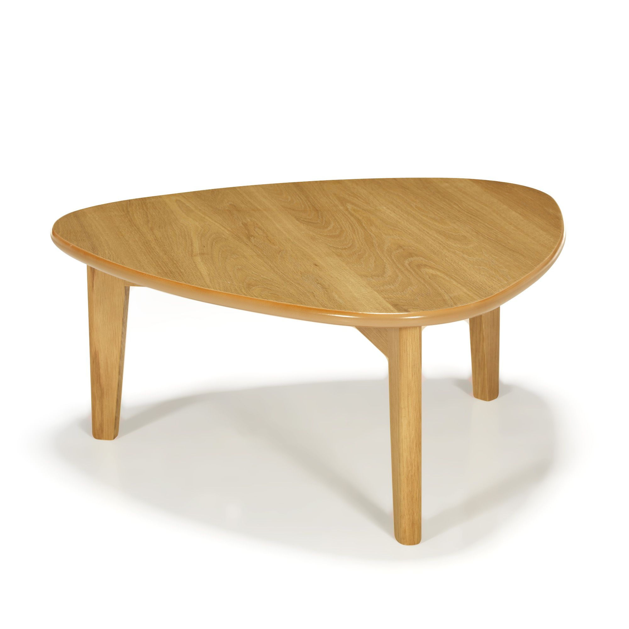 Table scandinave massif