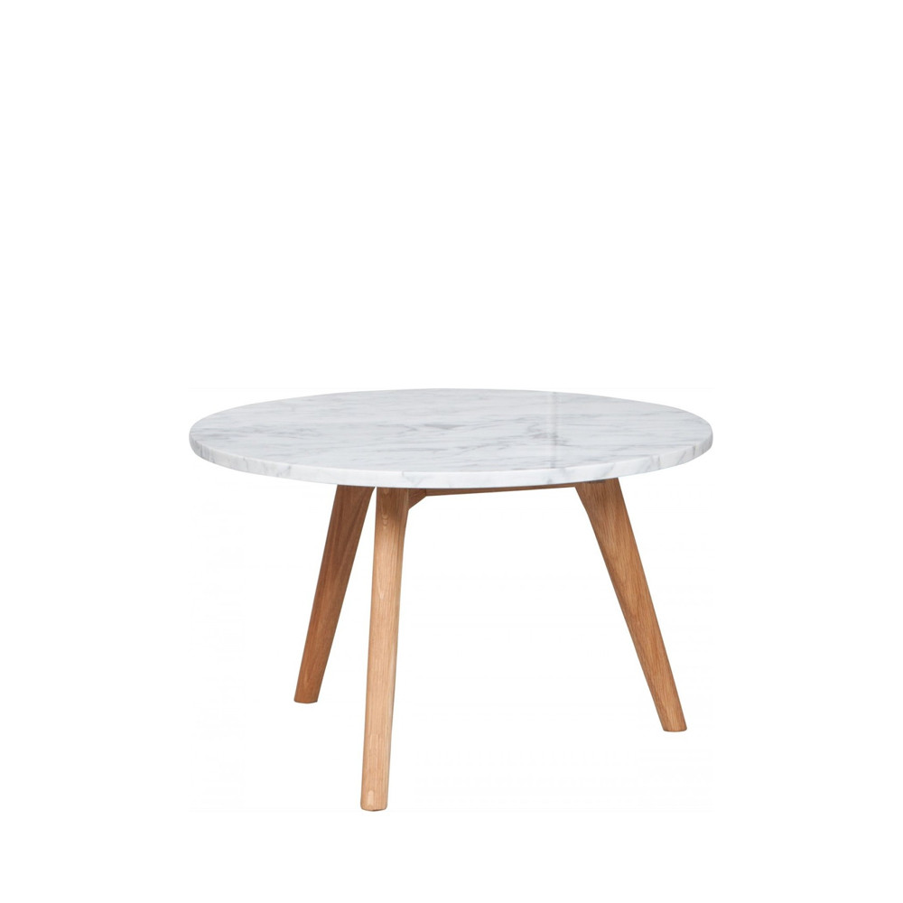 Table basse stone scandinave