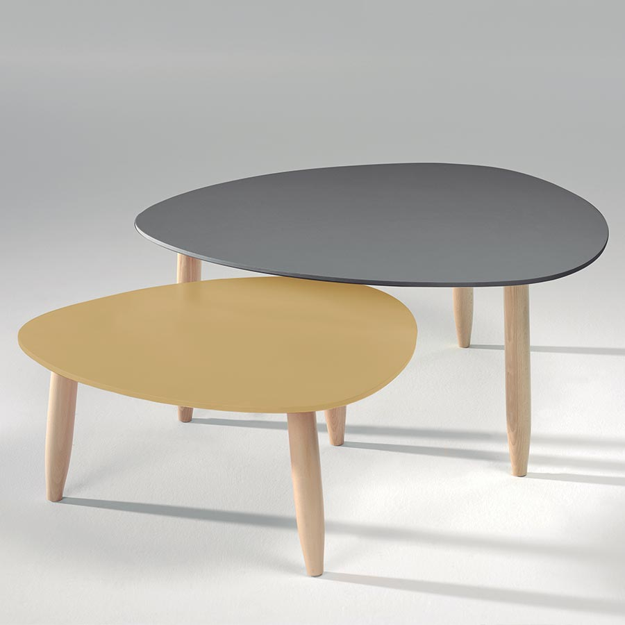 Table giggne scandinave