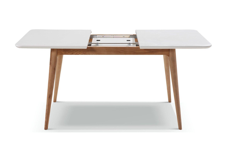 Table scandinave allonge