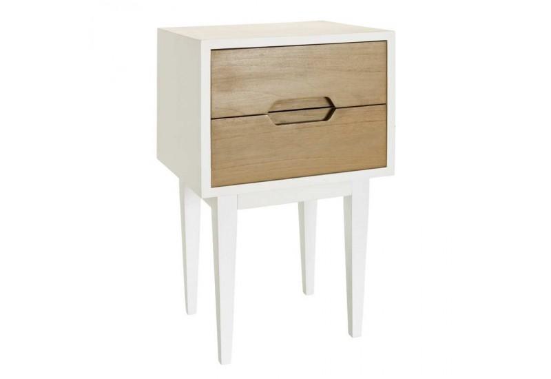 Table scandinave tiroir