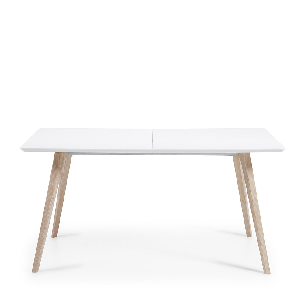 Table rectangle scandinave