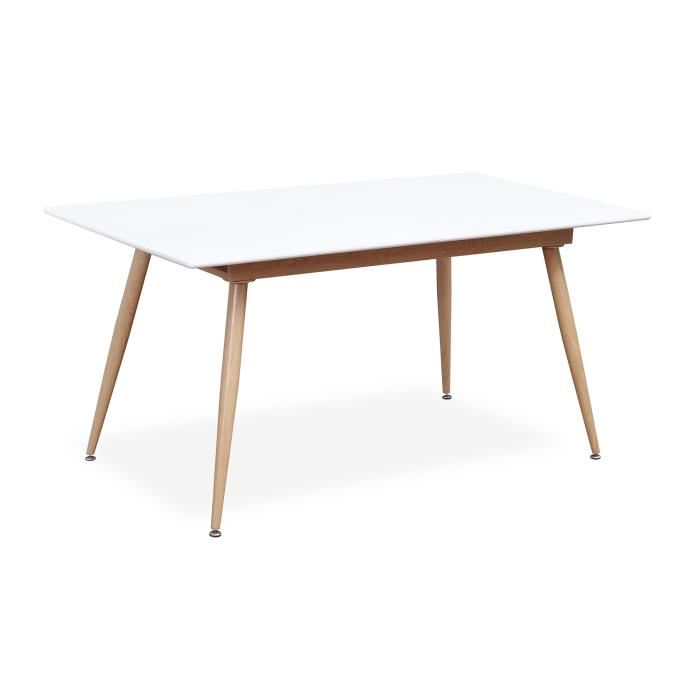 Console table scandinave