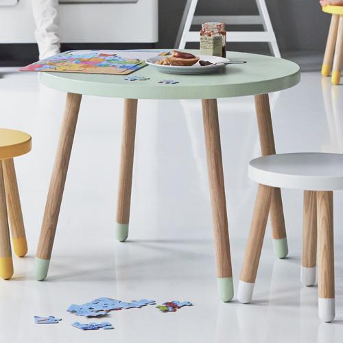 Table scandinave enfants