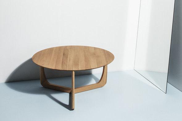 Table basse ronde lili