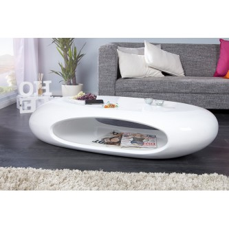 Table basse ronde galet