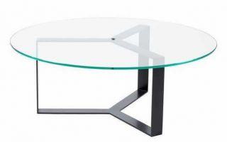 Table basse ronde h et h