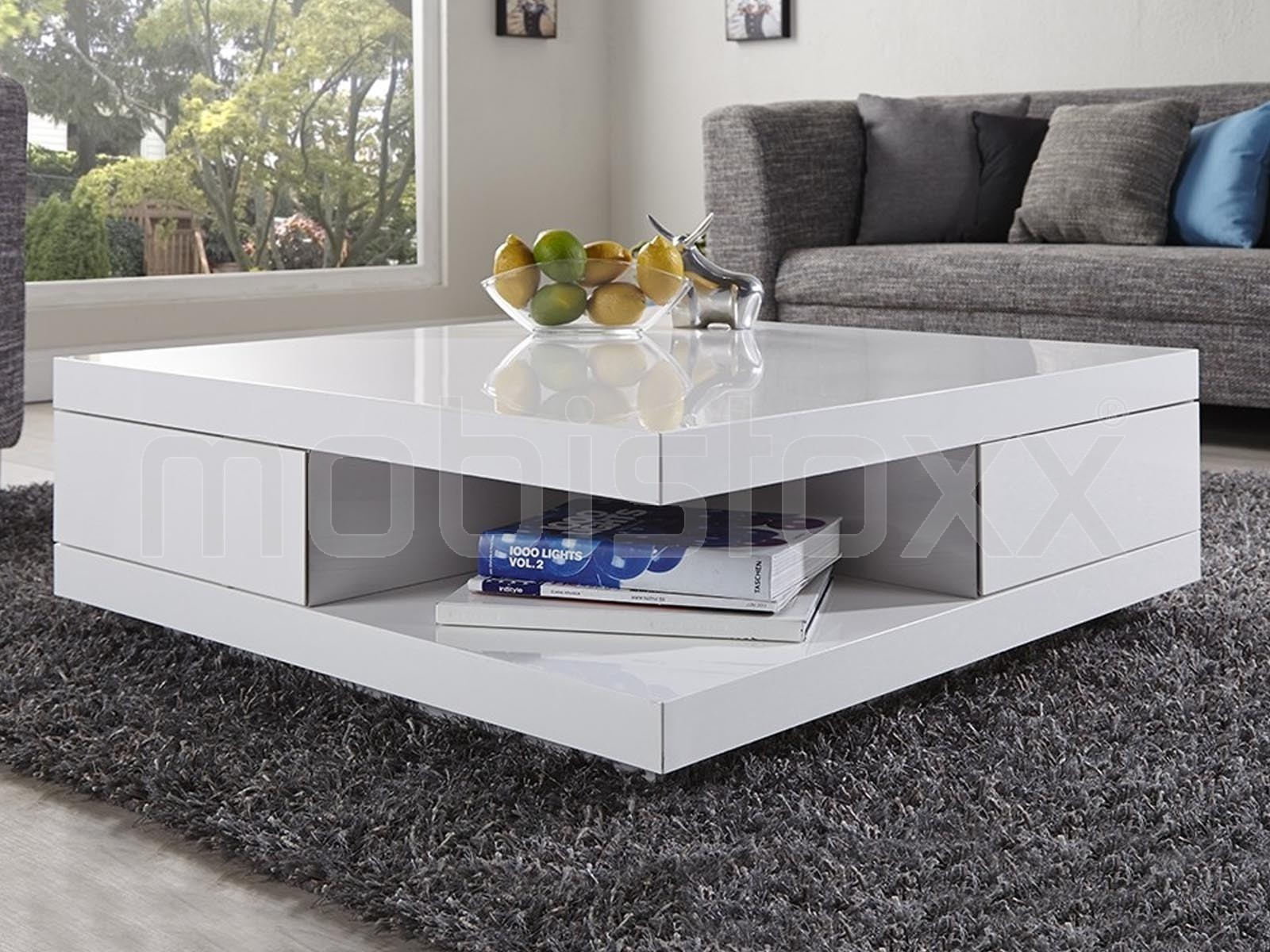 Table basse -bois