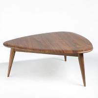 Table basse transformable en bois