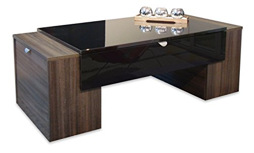 Table basse bois 55 cm