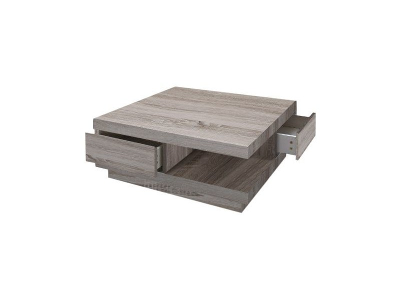 Table basse carrée 80 x 80
