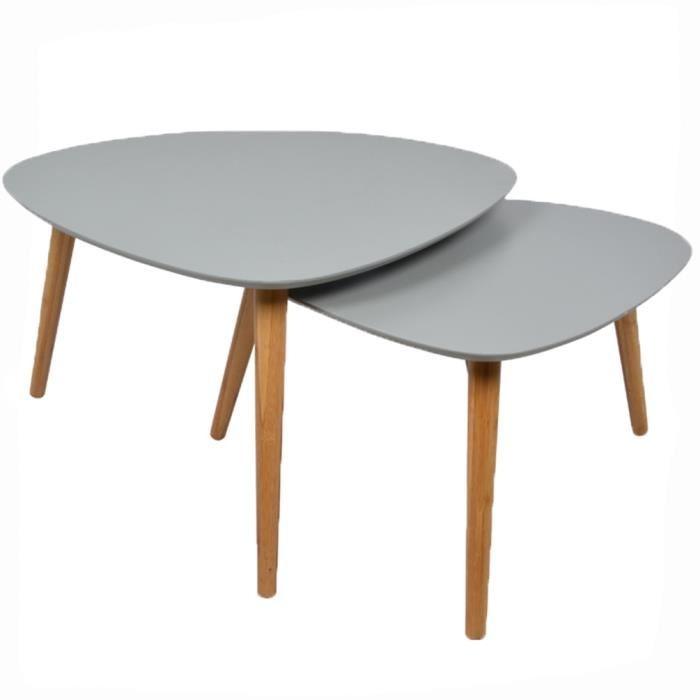 Table basse scandinave habitat