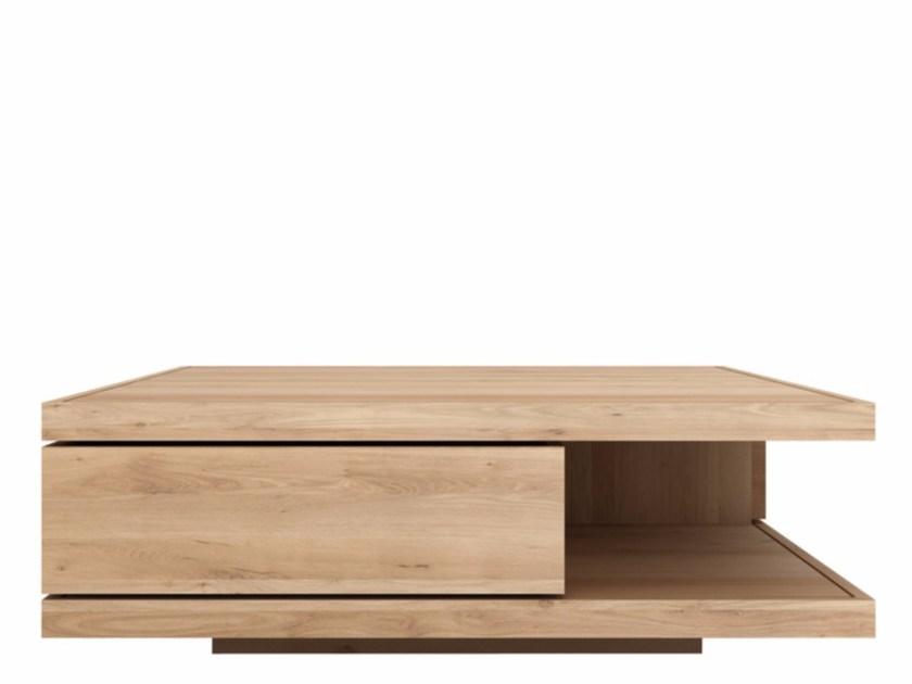 Table basse 130x80 bois massif