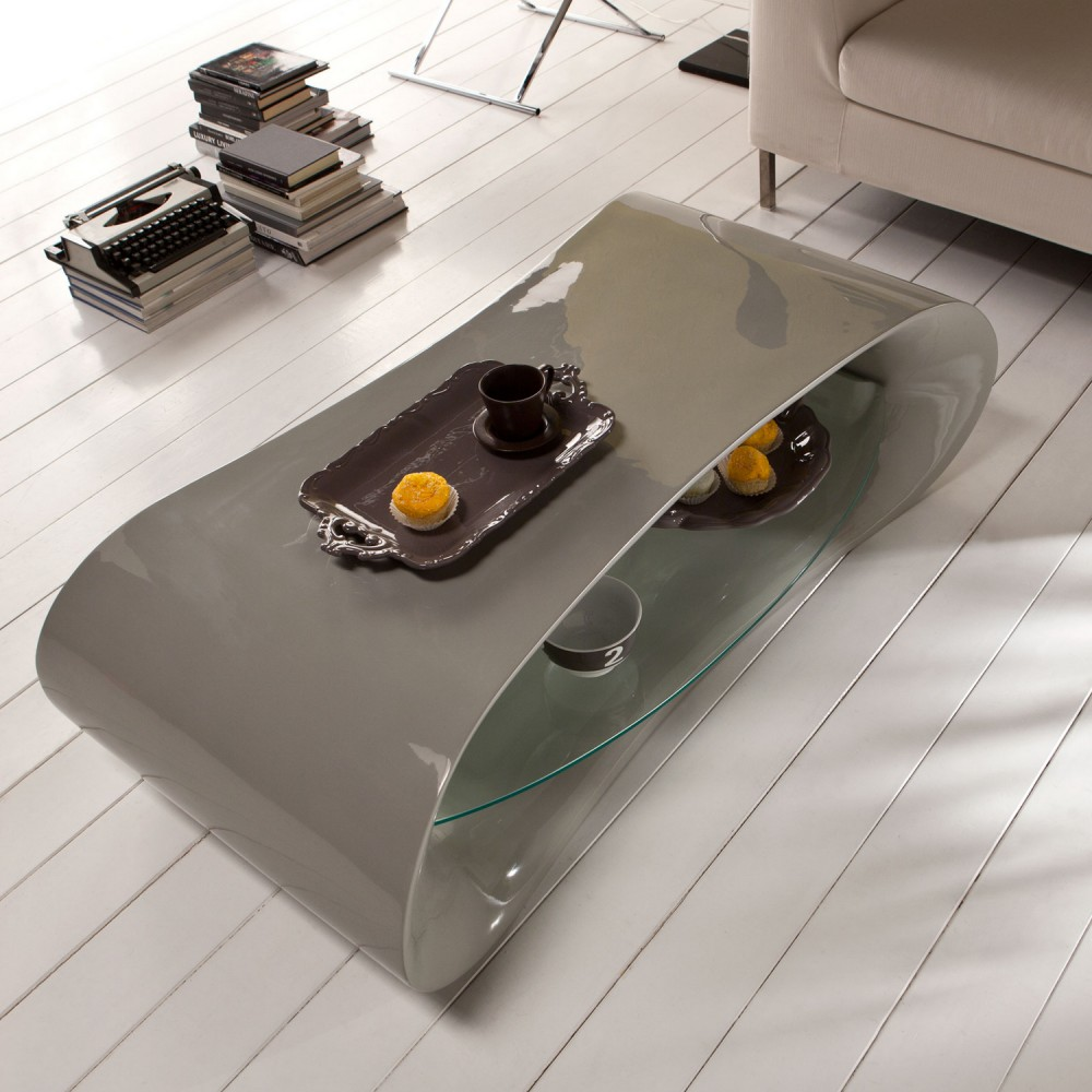 Table basse design italien