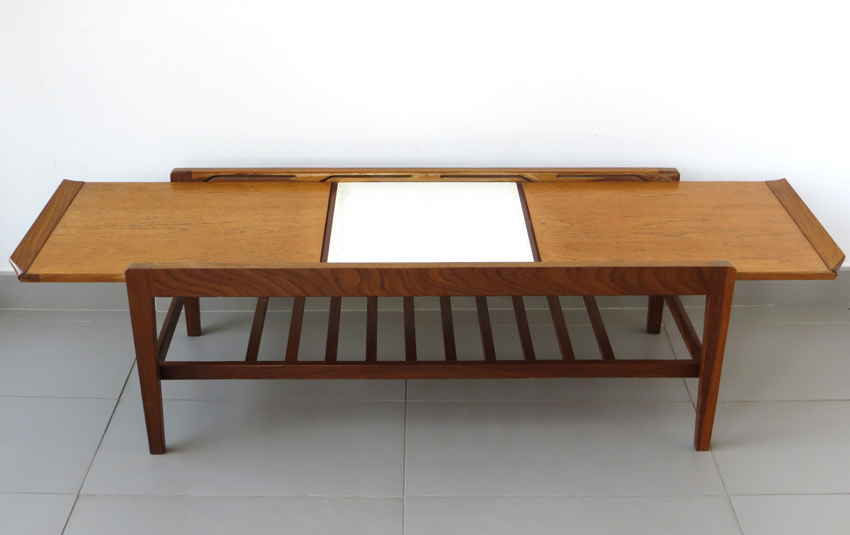 Table basse scandinave d'occasion