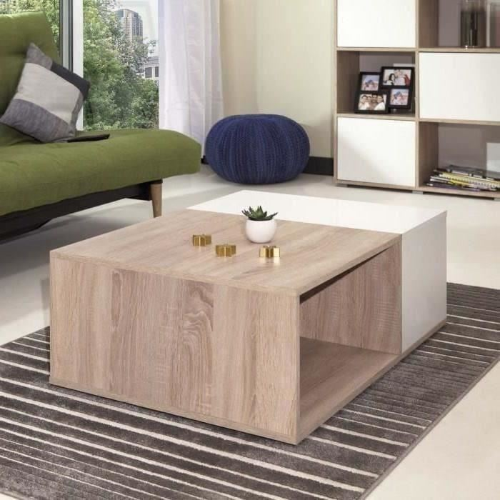 Table basse palette cdiscount