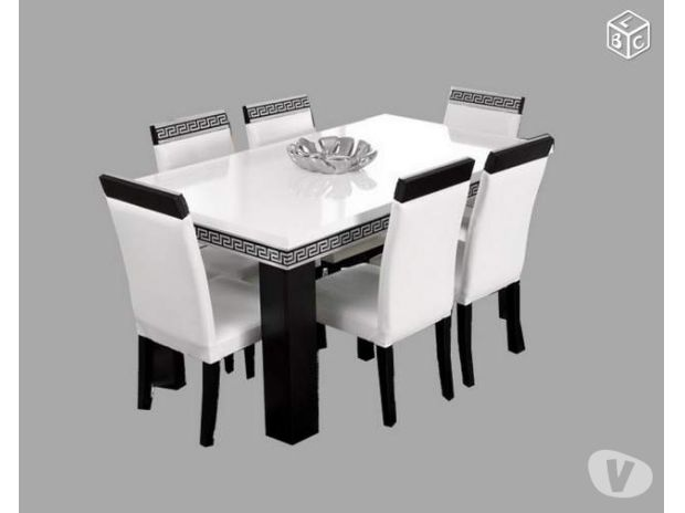 Table basse versace
